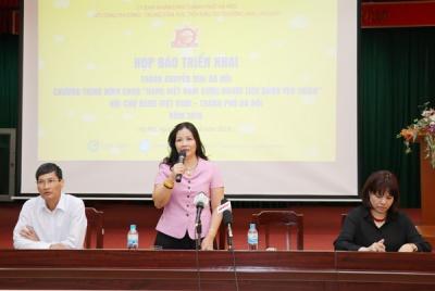 Tháng Khuyến mại Hà Nội 2018: 'Tăng kết nối – kích tiêu dùng'