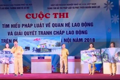 Kinh nghiệm của thành phố Hà Nội trong giải quyết tranh chấp lao động