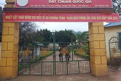 """Chương trình """"Xuân Biên phòng - ấm lòng dân bản"""" sẽ thăm và tặng quà trên 1 tỷ đồng tại xã Lóng Phiêng"""