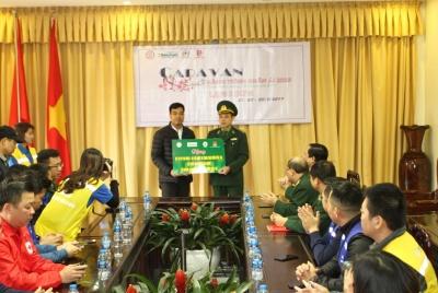 Hành trình nhân ái của Hiệp Hội Doanh nghiệp nhỏ và vừa Thành phố Hà Nội tại Lạng Sơn