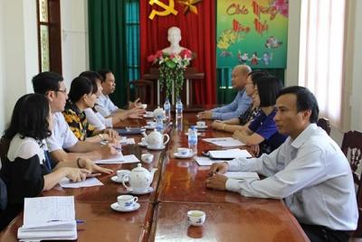 Tạp chí Lao động và Xã hội triển khai công tác tuyên truyền đa lĩnh vực lao động – người có công và xã hội tại Bình Định