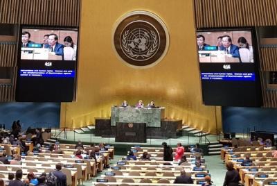 Bộ trưởng Đào Ngọc Dung: Việt Nam chú trọng đảm bảo an sinh xã hội, ưu tiên phụ nữ và trẻ em gái