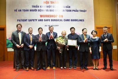Triển khai một số hướng dẫn về an toàn người bệnh và bảo đảm an toàn phẫu thuật