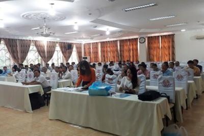 Đắk Lắk:  Tập huấn công tác phòng, chống tệ nạn xã hội  cho cán bộ Đội tình nguyện viên xã phường