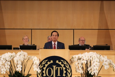 Work for a brighter future – Vietnam will host ILC 109