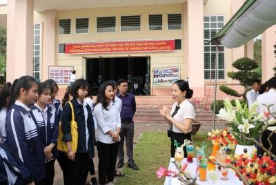 Lào Cai tăng cường công tác truyền thông về giáo dục nghề nghiệp