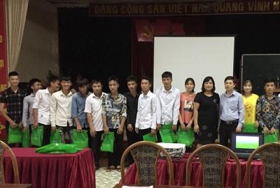 Hiệu quả đưa lao động đi làm việc ngoài tỉnh ở Hà Giang