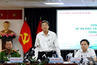 Liên quan đến vụ dâm ô trẻ em ở Trung tâm hỗ trợ xã hội TP.HCM: Đã khởi tố ông Nguyễn Tiến Dũng