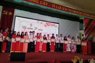 Trường Cao đẳng Kinh tế TPHCM Kỷ niệm 33 năm ngày Nhà giáo Việt Nam 20.11