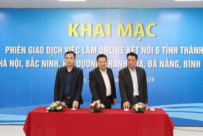 Thứ trưởng Lê Văn Thanh: Cung cấp chính xác thông tin thị trường lao động để người lao động tìm kiếm việc làm phù hợp