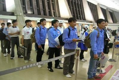Đài Loan và Malaysia tạm dừng tiếp nhận lao động Việt Nam