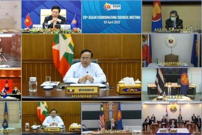 Viettel đảm bảo kết nối Hội nghị trực tuyến đầu tiên của Bộ trưởng ngoại giao các nước ASEAN và ASEAN +3 về Covid -19