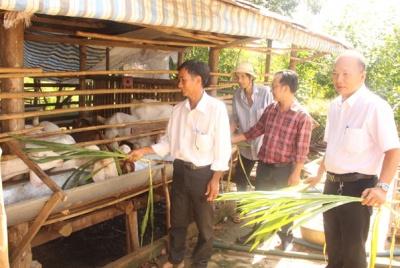 Nâng cao chất lượng đào tạo nghề cho lao động nông thôn ở huyện Cẩm Mỹ, tỉnh Đồng Nai