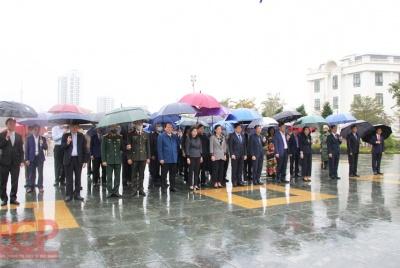 Bắc Giang quan tâm, chăm lo cho người có công vui đón Tết Tân Sửu 2021