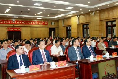 Tổng kết hoạt động của Đoàn ĐBQH tỉnh Thanh Hoá khoá XIV, nhiệm kỳ 2016 – 2021