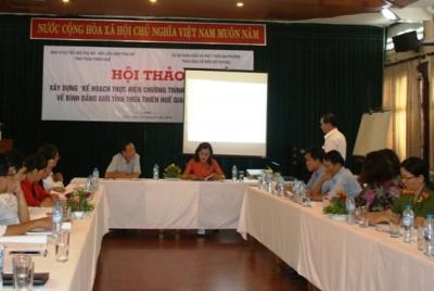 Thừa Thiên Huế: Nâng cao nhận thức về bình đẳng giới