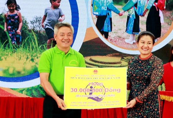 Hà Nội phát động Tháng hành động Vì trẻ em năm 2019